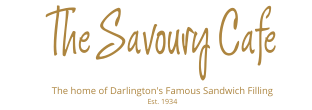 Savoury Cafe Darlington